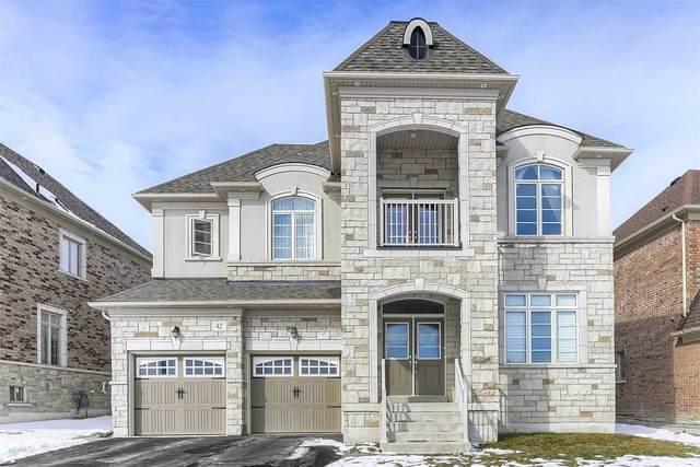 42 Squire Ellis Dr, Brampton, ON L6P 4C2 (MLS #W5127051) :: Forest Hill Real Estate Inc Brokerage Barrie Innisfil Orillia