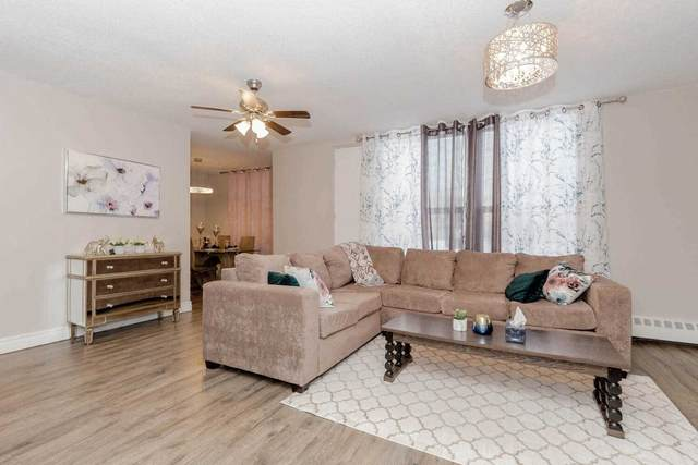 1055A Forestwood Dr #115, Mississauga, ON L5C 2T8 (#W5127065) :: The Johnson Team