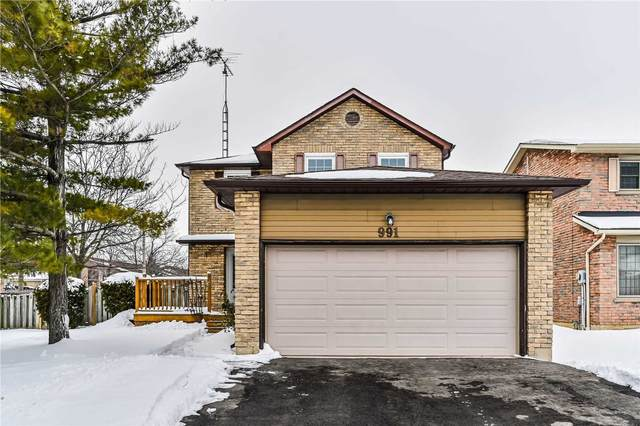 991 Mannington Lane, Mississauga, ON L4W 3X6 (MLS #W5127158) :: Forest Hill Real Estate Inc Brokerage Barrie Innisfil Orillia
