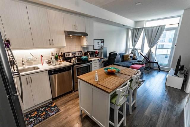 17 Zorra St #1101, Toronto, ON M8Z 0C8 (MLS #W5127193) :: Forest Hill Real Estate Inc Brokerage Barrie Innisfil Orillia