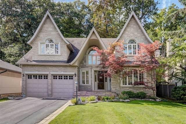 9 Cobble Hills, Toronto, ON M9A 3H6 (#W5127339) :: The Johnson Team
