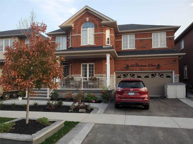 38 Cookview Dr, Brampton, ON L6R 3T6 (#W5127431) :: The Johnson Team