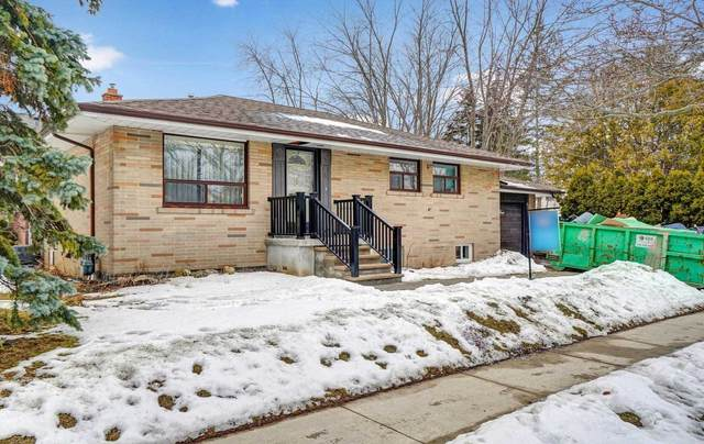 4 Daysland Rd, Toronto, ON M9W 4A9 (MLS #W5127449) :: Forest Hill Real Estate Inc Brokerage Barrie Innisfil Orillia