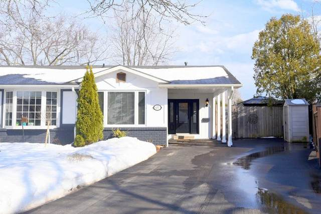 657 Lomond Cres, Burlington, ON L7L 2N8 (MLS #W5127619) :: Forest Hill Real Estate Inc Brokerage Barrie Innisfil Orillia
