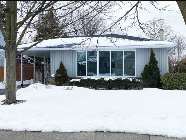 1734 Pagehurst Ave, Mississauga, ON L4X 1Y2 (#W5127820) :: The Johnson Team