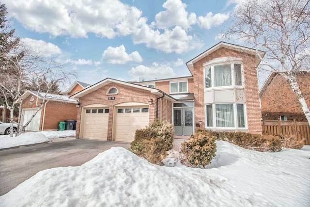 2129 The Chase, Mississauga, ON L5M 3C8 (#W5127934) :: The Johnson Team