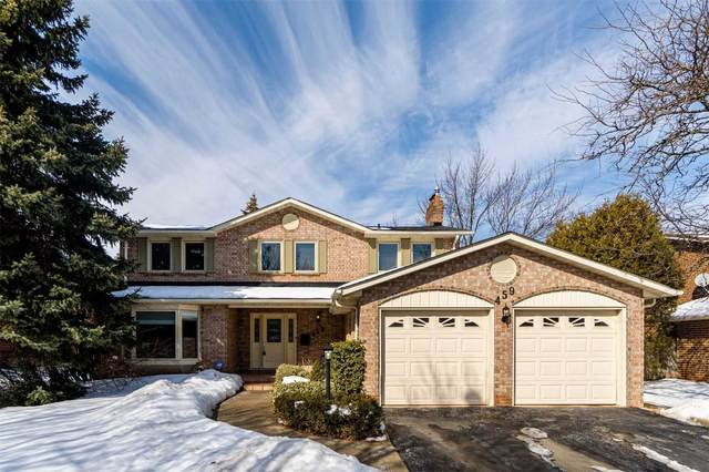 459 Golden Meadow Tr, Oakville, ON L6H 2H9 (MLS #W5127954) :: Forest Hill Real Estate Inc Brokerage Barrie Innisfil Orillia