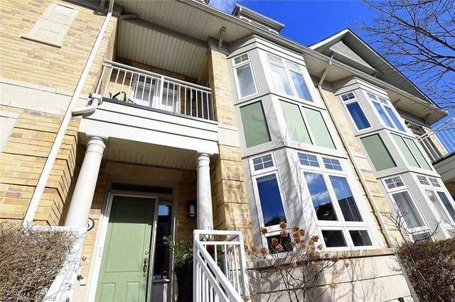55 Compass Way, Mississauga, ON L5G 4T8 (#W5128032) :: The Johnson Team