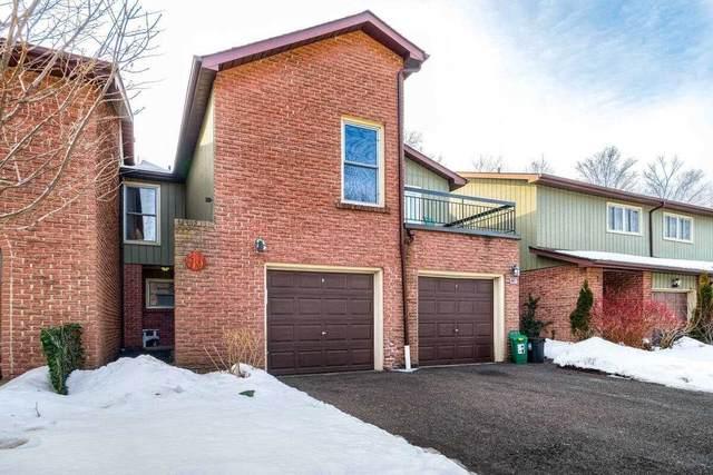 2301 Cavendish Dr #59, Burlington, ON L7P 3M3 (MLS #W5128068) :: Forest Hill Real Estate Inc Brokerage Barrie Innisfil Orillia