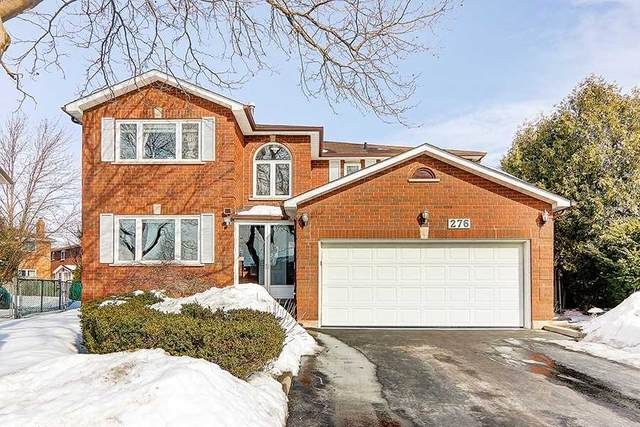 276 Hickory Circ, Oakville, ON L6H 4V1 (MLS #W5128180) :: Forest Hill Real Estate Inc Brokerage Barrie Innisfil Orillia