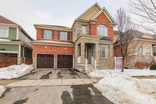 222 Huntingford Gate, Milton, ON L9T 0R9 (#W5128649) :: The Johnson Team