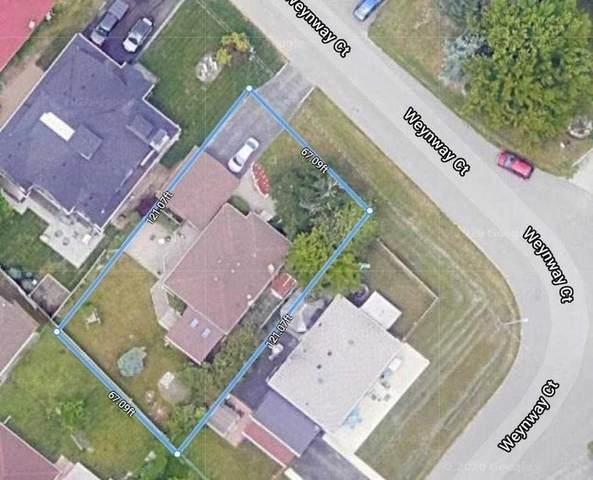627 Weynway Crt, Oakville, ON L6L 4G8 (#W5128824) :: The Johnson Team