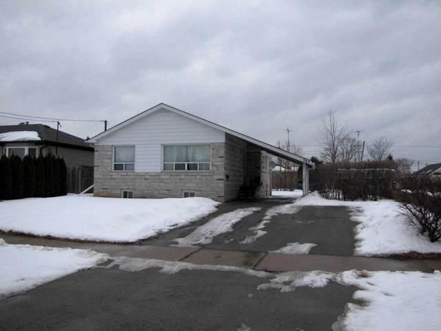 383 Southview Rd, Oakville, ON L6K 2P7 (#W5128845) :: The Johnson Team