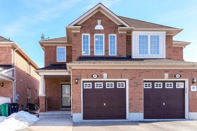 21 Coachlight Cres, Brampton, ON L6P 2Y6 (MLS #W5129015) :: Forest Hill Real Estate Inc Brokerage Barrie Innisfil Orillia