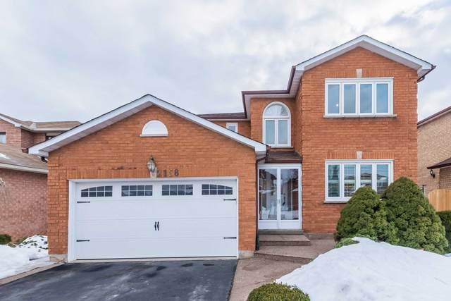 2158 Granby Dr, Oakville, ON L6H 4X2 (MLS #W5129100) :: Forest Hill Real Estate Inc Brokerage Barrie Innisfil Orillia