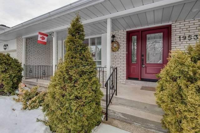 1953 Ingledale Rd, Mississauga, ON L5J 2H1 (MLS #W5129177) :: Forest Hill Real Estate Inc Brokerage Barrie Innisfil Orillia