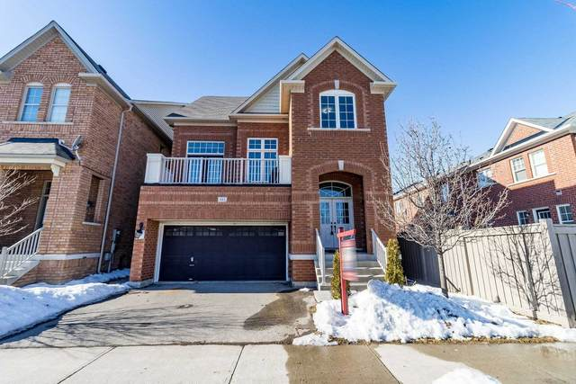 441 Landsborough Ave, Milton, ON L9T 7X7 (#W5129399) :: The Johnson Team