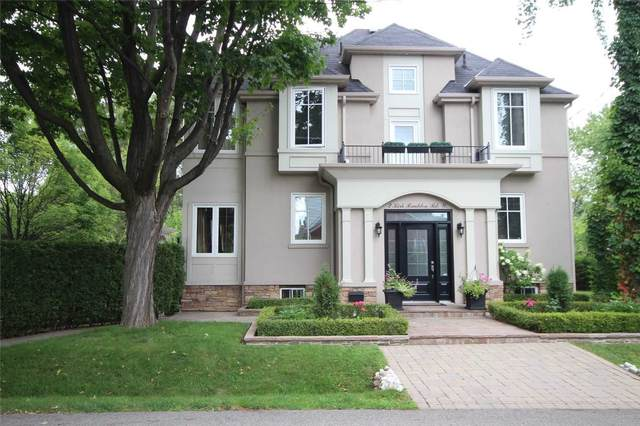 2 W Kirk Bradden Rd, Toronto, ON M8Y 2E9 (#W5129624) :: The Johnson Team