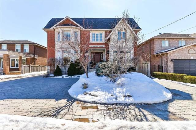 31 Glenbrook Ave, Toronto, ON M6B 2L7 (#W5129668) :: The Johnson Team