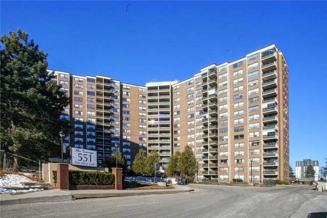 551 The West Mall #511, Toronto, ON M9C 1G7 (MLS #W5129806) :: Forest Hill Real Estate Inc Brokerage Barrie Innisfil Orillia