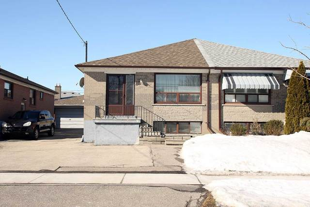 88 Magellan Dr, Toronto, ON M3L 1T2 (MLS #W5130076) :: Forest Hill Real Estate Inc Brokerage Barrie Innisfil Orillia
