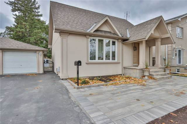 53 Barrhead Cres, Toronto, ON M9W 3Z8 (MLS #W5130120) :: Forest Hill Real Estate Inc Brokerage Barrie Innisfil Orillia