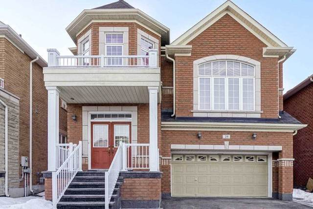 29 Begonia Cres, Brampton, ON L7A 0M6 (MLS #W5130431) :: Forest Hill Real Estate Inc Brokerage Barrie Innisfil Orillia