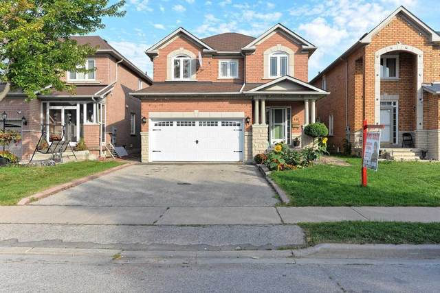 10 Pacific Wind Cres, Brampton, ON L6R 1Z9 (#W5130556) :: The Ramos Team