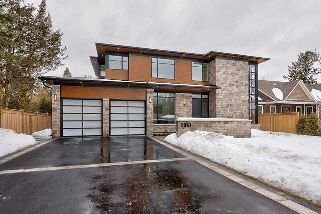 2067 Deramore Dr, Oakville, ON L6J 2P7 (MLS #W5130559) :: Forest Hill Real Estate Inc Brokerage Barrie Innisfil Orillia