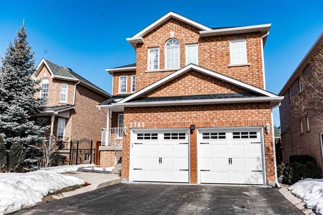 2385 Gladstone Ave, Oakville, ON L6H 6P2 (MLS #W5130719) :: Forest Hill Real Estate Inc Brokerage Barrie Innisfil Orillia