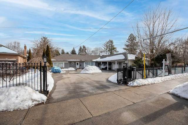 945 Meadow Wood Rd, Mississauga, ON L5J 2S8 (MLS #W5131056) :: Forest Hill Real Estate Inc Brokerage Barrie Innisfil Orillia