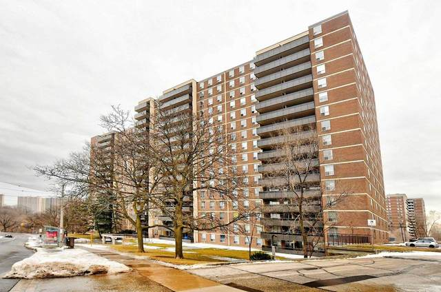 15 La Rose Ave #1214, Toronto, ON M9P 1A7 (MLS #W5131147) :: Forest Hill Real Estate Inc Brokerage Barrie Innisfil Orillia