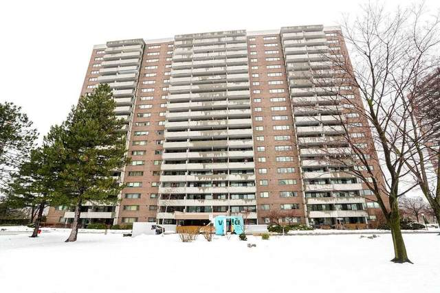 260 Scarlett Rd #2007, Toronto, ON M6N 4X6 (MLS #W5131253) :: Forest Hill Real Estate Inc Brokerage Barrie Innisfil Orillia