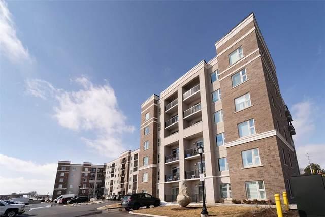 610 Farmstead Dr #215, Milton, ON L9T 7H6 (MLS #W5131306) :: Forest Hill Real Estate Inc Brokerage Barrie Innisfil Orillia