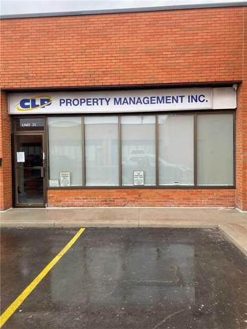 4801 W Steeles Ave #21, Toronto, ON M9L 2W1 (MLS #W5131437) :: Forest Hill Real Estate Inc Brokerage Barrie Innisfil Orillia