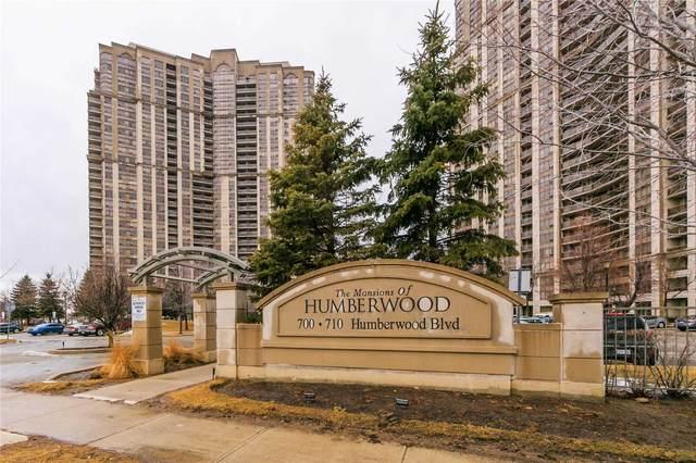 710 Humberwood Blvd #2107, Toronto, ON M9W 7J5 (MLS #W5131486) :: Forest Hill Real Estate Inc Brokerage Barrie Innisfil Orillia