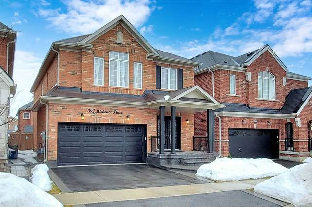 392 Michener Pl, Milton, ON L9T 8P7 (MLS #W5131724) :: Forest Hill Real Estate Inc Brokerage Barrie Innisfil Orillia