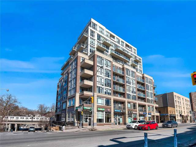 1638 W Bloor St #402, Toronto, ON M6P 0A6 (MLS #W5131841) :: Forest Hill Real Estate Inc Brokerage Barrie Innisfil Orillia
