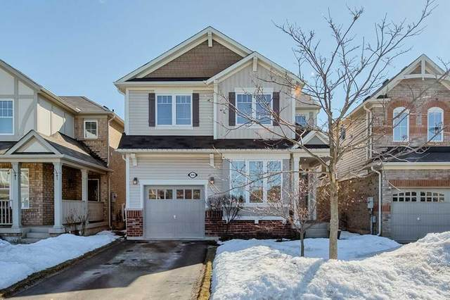 406 Grenke Pl, Milton, ON L9T 7T5 (MLS #W5132073) :: Forest Hill Real Estate Inc Brokerage Barrie Innisfil Orillia