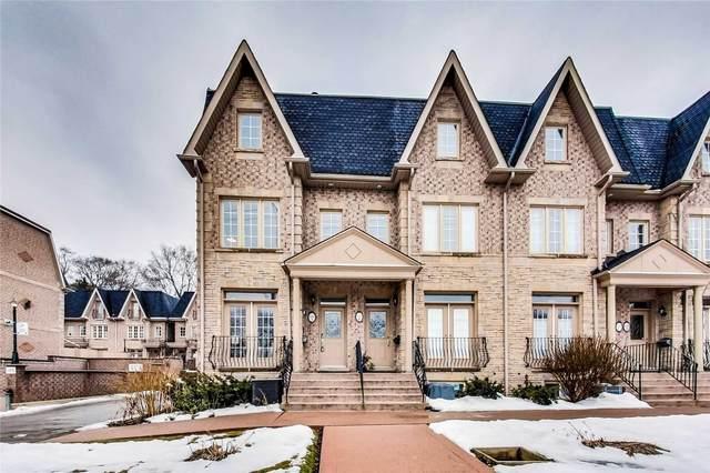548A Scarlett Rd, Toronto, ON M9P 2S2 (MLS #W5132134) :: Forest Hill Real Estate Inc Brokerage Barrie Innisfil Orillia
