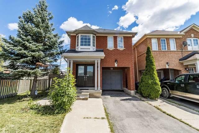 40 Domenico Cres, Brampton, ON L6P 1H5 (MLS #W5132203) :: Forest Hill Real Estate Inc Brokerage Barrie Innisfil Orillia