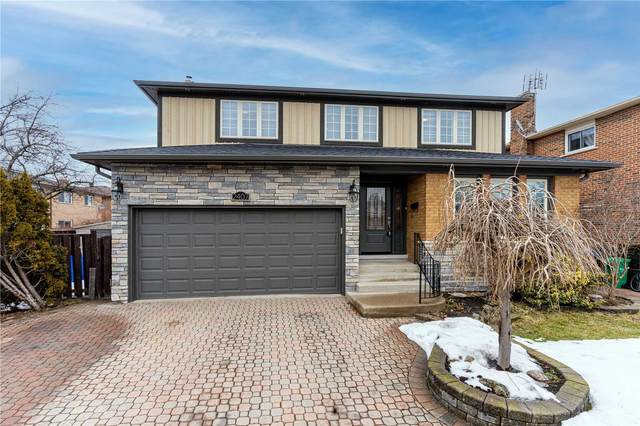 2407 Carlanne Pl, Mississauga, ON L5C 3H5 (MLS #W5132229) :: Forest Hill Real Estate Inc Brokerage Barrie Innisfil Orillia