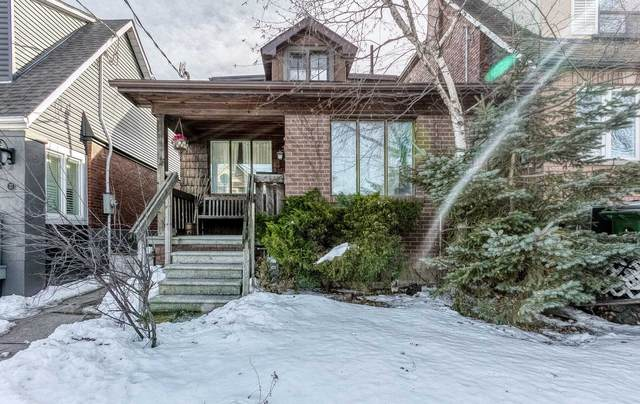 29 Goodwood Ave, Toronto, ON M6E 1J1 (MLS #W5132240) :: Forest Hill Real Estate Inc Brokerage Barrie Innisfil Orillia