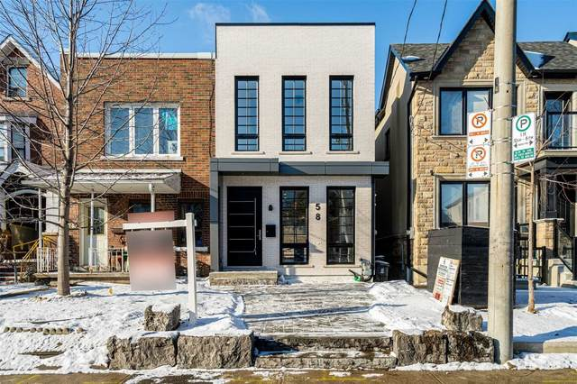 58 Nairn Ave, Toronto, ON M6E 4G7 (MLS #W5132274) :: Forest Hill Real Estate Inc Brokerage Barrie Innisfil Orillia