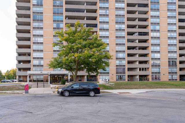 40 Panorama Crt #203, Toronto, ON M9V 4M1 (MLS #W5132421) :: Forest Hill Real Estate Inc Brokerage Barrie Innisfil Orillia
