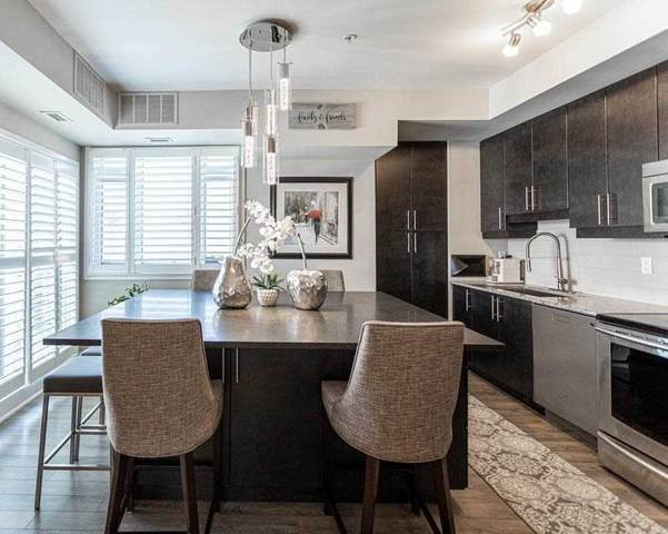 128 Garden Dr #419, Oakville, ON L6K 2W5 (MLS #W5132579) :: Forest Hill Real Estate Inc Brokerage Barrie Innisfil Orillia
