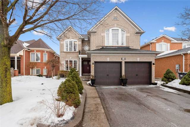 23 Livingston Dr, Caledon, ON L7C 1A1 (MLS #W5132688) :: Forest Hill Real Estate Inc Brokerage Barrie Innisfil Orillia