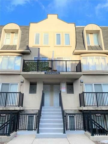 65 George Appleton Way #2075, Toronto, ON M3M 0A2 (MLS #W5132840) :: Forest Hill Real Estate Inc Brokerage Barrie Innisfil Orillia