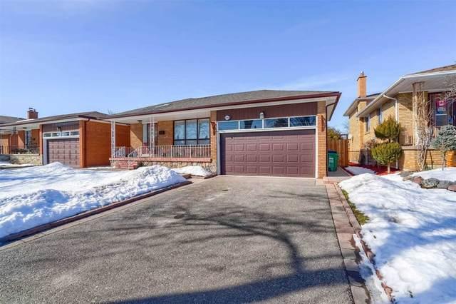 1191 Shamir Cres, Mississauga, ON L5C 1L2 (MLS #W5132954) :: Forest Hill Real Estate Inc Brokerage Barrie Innisfil Orillia