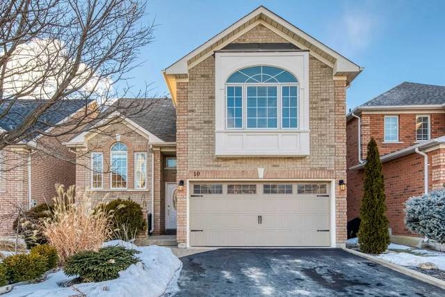 10 Goldie Ave, Brampton, ON L7A 2C8 (MLS #W5133000) :: Forest Hill Real Estate Inc Brokerage Barrie Innisfil Orillia